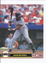 Kevin Mitchell 8x10 Unsigned Photo MLB San Francisco Giants - $9.50