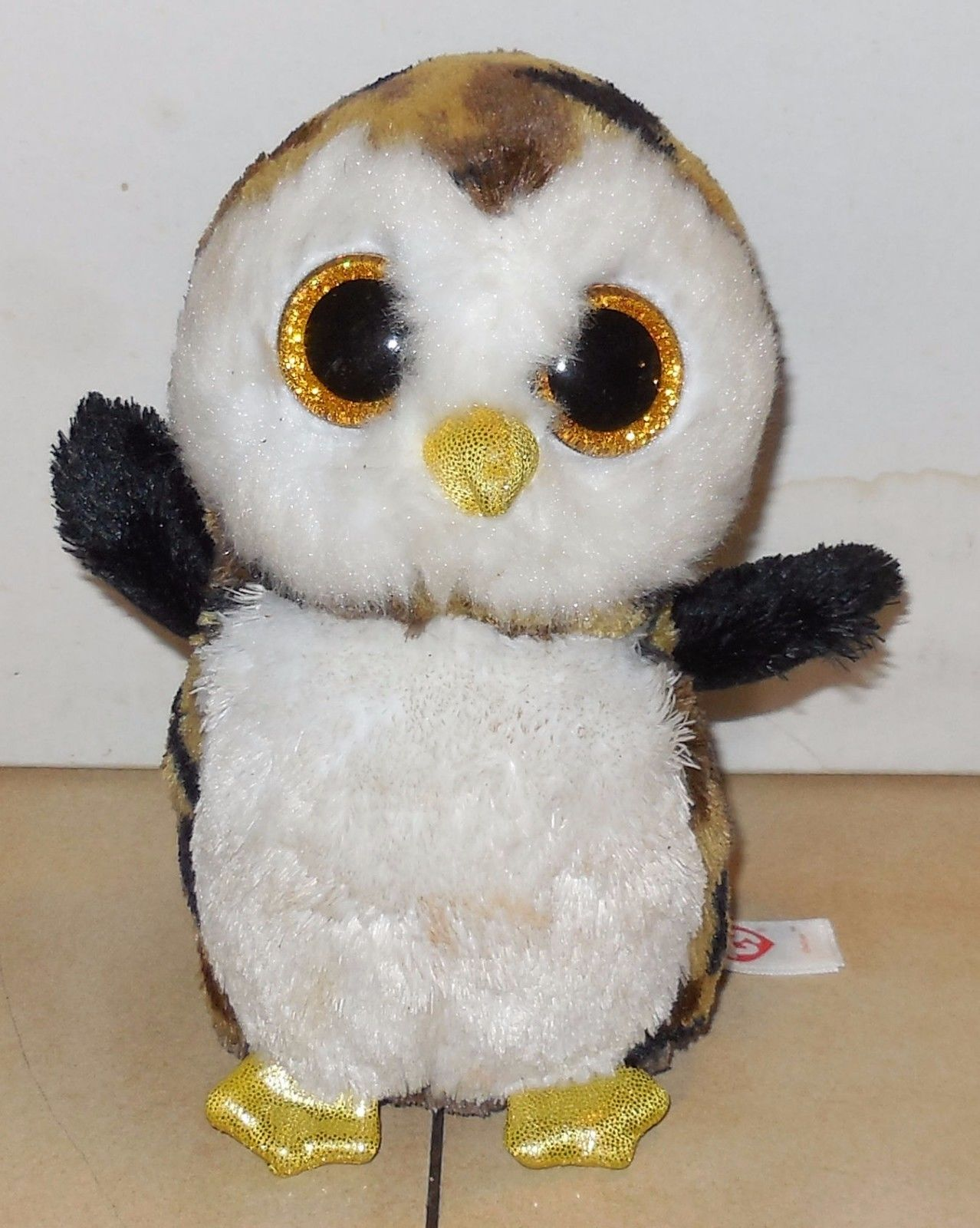 dc87fb965c4 Ty Owliver The Owl Beanie Boos Baby plush and 50 similar items. S l1600