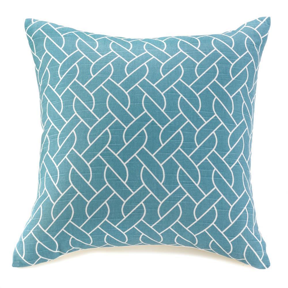 Pillow And Throw : Sailor s Knots Throw Pillow - Pillows