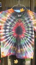 Kids Tie Dye black Tshirt - $15.00
