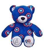 Build a Bear Captain America Superhero Teddy 16... - $89.97