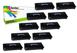 10pk TK677  Black Toner Cartridge for Kyocera Mita TK-677 KM-2540 3040 2... - $168.99