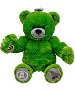 Build a Bear Workshop Hulk Bear, 17 in. - $89.95