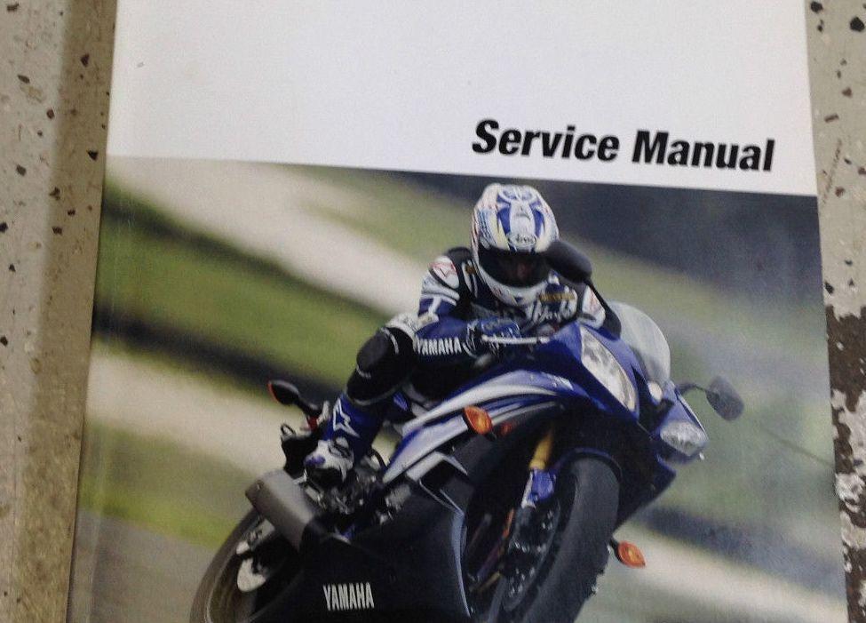 2008 yamaha yzf r6 service shop repair and 50 similar items rh bonanza com 2003 Yamaha R6 2009 Yamaha R6