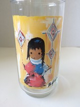 "Heavenly Blessings by Ettore ""Ted"" DeGrazia Libbey Drinking Glass - $14.84"