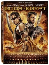 Gods Of Egypt (2016) [DVD + Digital]