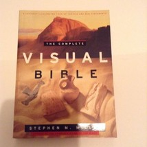 The Complete Visual Bible Stephen M Miller 2011 Paperback Book  - $14.01