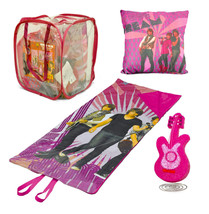 Disney Camp Rock Room on the Go Sleepover Party... - $26.10