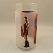 2008 Star Trek Uhura Collectible Glass 16oz Mov... - $12.16