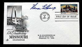 US Stamp Sc# 1426 FDC Signed by Missouri Govern... - $29.99