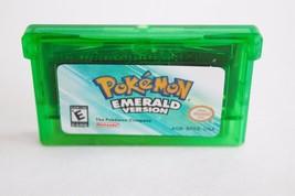 *NEW* Pokemon Emerald Version  (Nintendo Game Boy Advance) Great Condition - $31.55