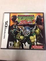 Teenage Mutant Ninja Turtles 3: Mutant Nightmare (Nintendo DS, 2005) - $34.64