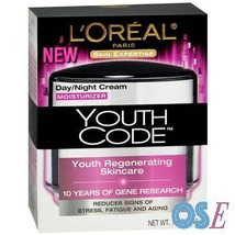 L'Oreal Paris Youth Code Day & Night Cream, 1.7 oz - $32.13