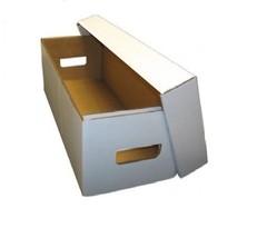 Bundle / 10 Max Pro DVD / Media / Manga White Cardboard Storage Boxes box - $62.99