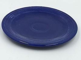 """Vintage Genuine Fiestaware Cobalt Blue 6-1/4"""" S... - $4.49"""