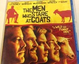 The Men Who Stare at Goats (Blu-ray Disc, 2010, 2-Disc Set)