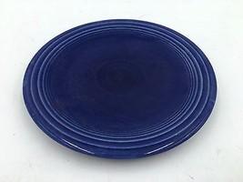 """Vintage Genuine Fiestaware Cobalt Blue 6"""" 6-1/4... - $4.95"""