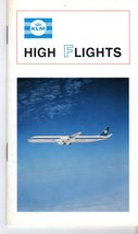 KLM High Flights - $2.75
