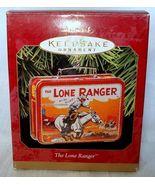 Hallmark Keepsake Lone Ranger Lunchbox Christmas Ornament 1997 - $5.60