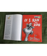 If I ran The Zoo Dr Seuss Hardcover Book USED and in Excellect condition!! - $289.99