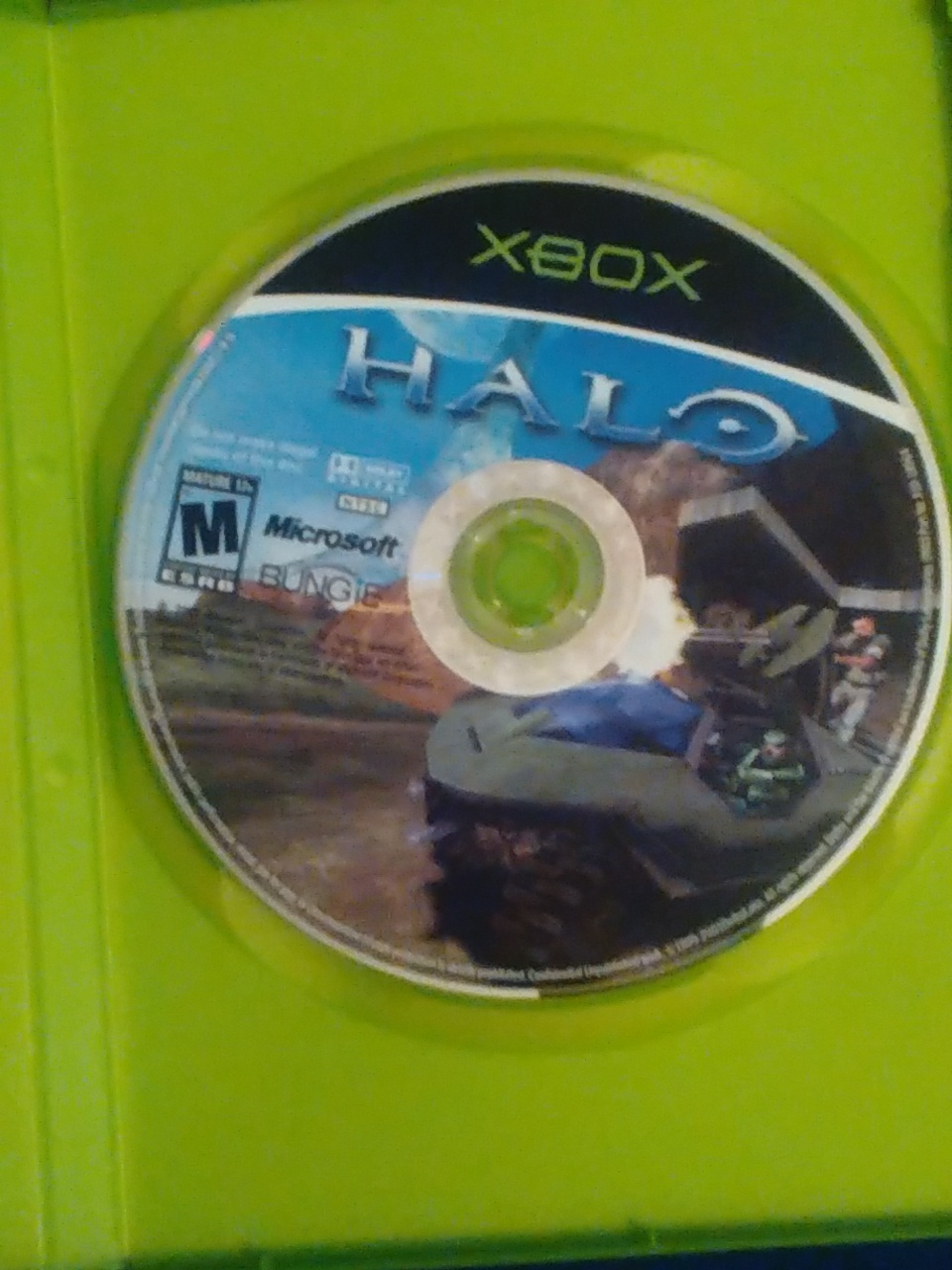 Halo Combat Evolved Xbox image 2