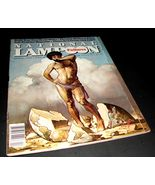 NATIONAL LAMPOON Magazine April 1982 FAILURES ISSUE Classic Adult Humor ... - $17.99