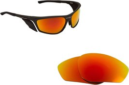 f5828079812 New SEEK Replacement Lenses Rudy Project ZYON - Polarized Fire Red Mirror -   19.29