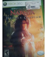 The Chronicles Narnia Prince Caspian Xbox 360 - $6.00