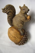 Bethany Lowe Cute Squirrel with Acorn image 1