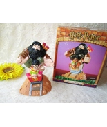 Harry Potter Sculpted Bank Enesco NIB Hagrid Gringotts NOS Home Decor Kids Bank - $47.00