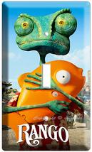 Rango Chameleon Johny Depp Movie Cartoon Single Light Switch Wall Plate Cover Nw - $8.99