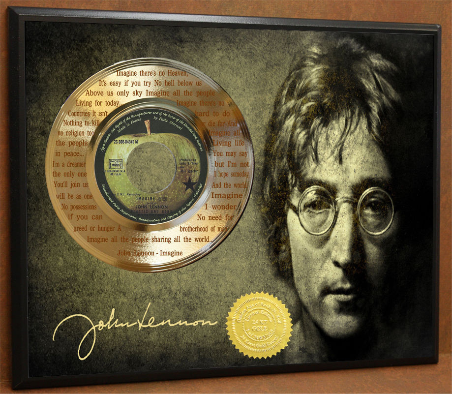 john lennon essay John lennon asks us to imagine that there's no heaven and hell he says we may have to try a little-because we have been spoon-fed that above us is the heaven and below us is the hell from our very childhoods.