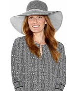 Coolibar UPF 50+ Women's Compact in A SNAP! Ginger Ribbon Hat - Sun Prot... - $70.35