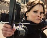 JENNIFER LAWRENCE AUTOGRAPHED Signed 11x14 PHOTO Hunger Games KATNISS w/COA