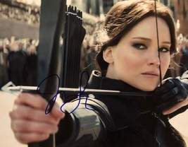 JENNIFER LAWRENCE AUTOGRAPHED Signed 11x14 PHOTO Hunger Games KATNISS w/... - $89.99