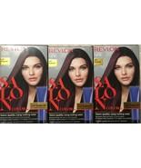 (Pack of 3) Revlon Salon Color #4B Burgundy Color Booster Kit For Week 3... - $27.71