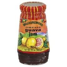 Walkerswood Jamaïcain Guava Jam 355ml (Paquet de 6) - $39.98