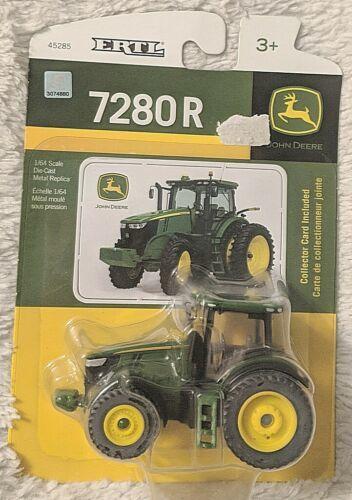 John Deere TBE45285 ERTL 7280R Die Cast Metal Replica Tractor