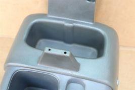 99 Suzuki Grand Vitara Center Console Armrest Arm Rest Storage Bin Cup Holder image 11
