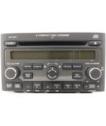 Pilot 2006-2008 XM ready CD6 DVD ctl radio. OEM factory original 1PV3 CD... - $189.95