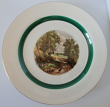 Homer Laughlin Amsterdam Nautilus Line Dinner Plate - $10.62