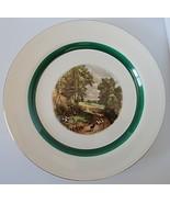 Homer Laughlin Amsterdam Nautilus Line Dinner Plate - $10.62