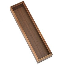 Lipper Acacia Wood Stackable 3-Inch x 12-Inch O... - $8.99