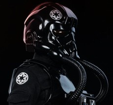 Tie Fighter Pilot Figure from Star Wars 100294 - $351.40