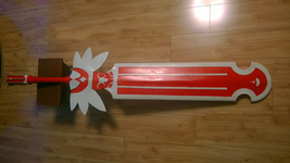 Tales of the World Radiant Mythology 3 Kanonno Grassvalley Sword Cosplay Prop fo - $160.00