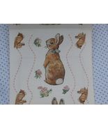 Ten Sheets Beatrix Potter Big Stickers, Colorbo... - $14.99