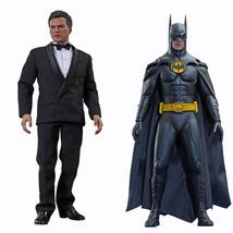 Michael Keaton and Bruce Wayne Figure Set from Batman Returns MMS294 - $601.18