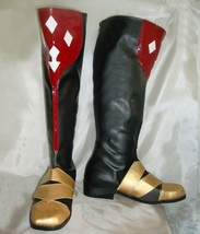 Tales of Vesperia Duke Pantarei Cosplay Boots for Sale - $70.00