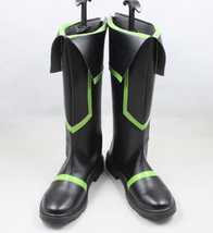 Tales of the Abyss Sync Cosplay Boots Buy, Sync the Tempest Coslay Boots... - $70.00