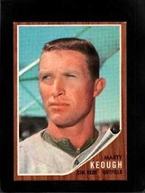 1962 TOPPS #258 MARTY KEOUGH NM *C0364  - $5.00
